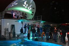 Summer white party in City Beach Club