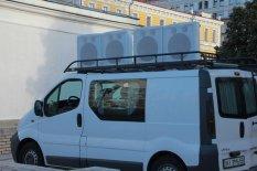 Мобильная инсталляция Deluxesound - техничесское обеспечение торжественных событий Дня Независимости