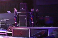 Deluxe VIP инсталляция в ночном клубе «Шахтар Плаза»