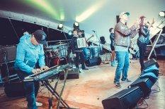 Концерт под дождем « Потапа и Насти» в City Beach Club