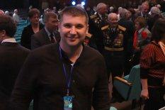 70-летие освобождения Киева - концерт во Дворце «Украина»