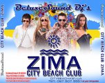Грандиозное открытие City Beach Club Zima