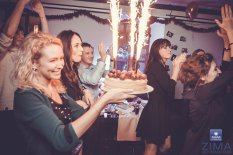 Happy Birthday Party в City Beach Club Zima
