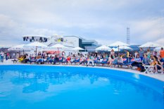 Концерт группы ТИК в City Beach Club