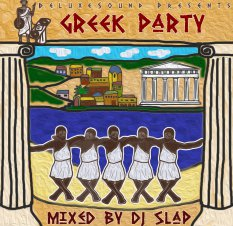 DeluxeSound pres - Greek Mix mixed by Dj Slap