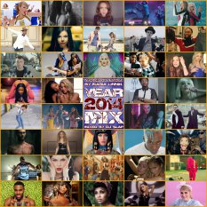Yearmix 2014 Videomix Created by Maria Linnik