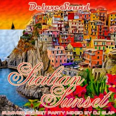DeluxeSound - Sicilian Sunset 2015(mixed by Dj Slap)