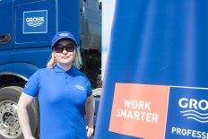 GROHE Work Smarter Tour 2016 в Украине