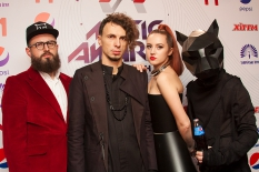 M1 Music Awards 2016: Инь-Ян. Backstage. Pro Party